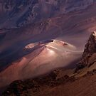 Sunset Over Haleakala Crater 3 by Alex Preiss