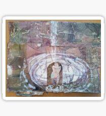 Naiad (water spirit) Sticker
