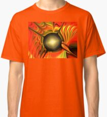 Ruby Gold Flares Classic T-Shirt