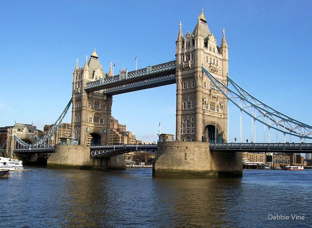 Tower Bridge by Debbie Vine