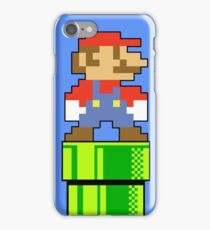 Mario Pipe twin case iPhone Case/Skin