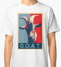 G.O.A.T. - GOAT - Greatest of all time Classic T-Shirt