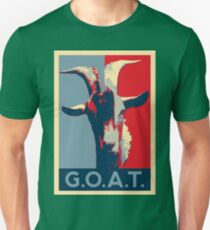 G.O.A.T. - GOAT - Greatest of all time Unisex T-Shirt