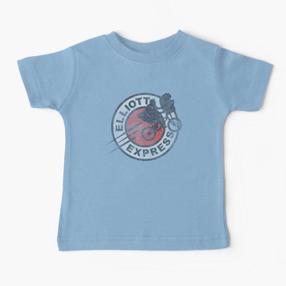 Elliott Express Baby T-Shirt