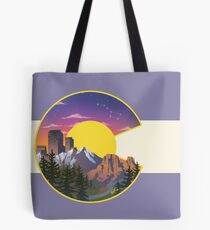 Colorado Sights Tote Bag