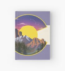 Colorado Sights Hardcover Journal