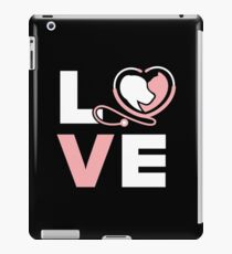 Animal Lover Veterinarian Shirt iPad Case/Skin