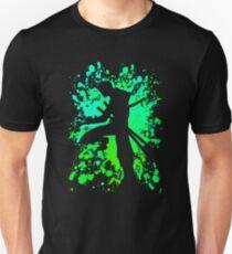 Zoro Paint Splatter Aniime Inspired Shirt Unisex T-Shirt