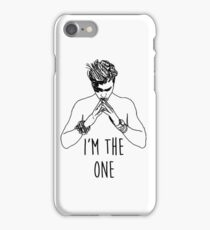 i'm the one justin bieber - fashion style iPhone Case/Skin