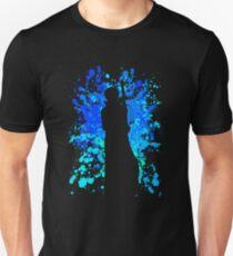 Law Paint Splatter Anime Inspired Shirt Unisex T-Shirt