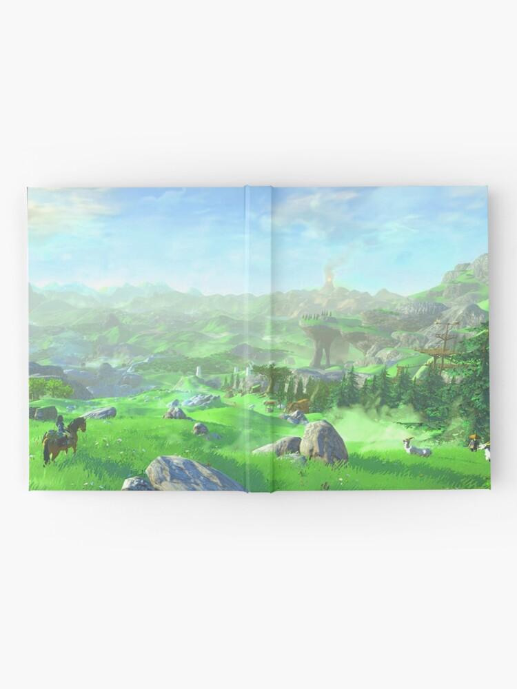 Alternative Ansicht von Atem des Wilden - Feld Notizbuch