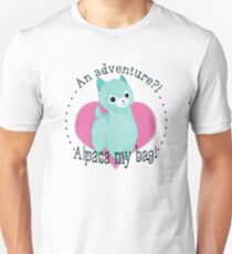 Alpaca My Bag! Unisex T-Shirt
