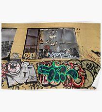 Street Art, Bushwick, New York, USA Poster