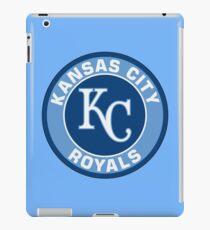 Kansas City Royals Baseball Club MLB iPad Case/Skin
