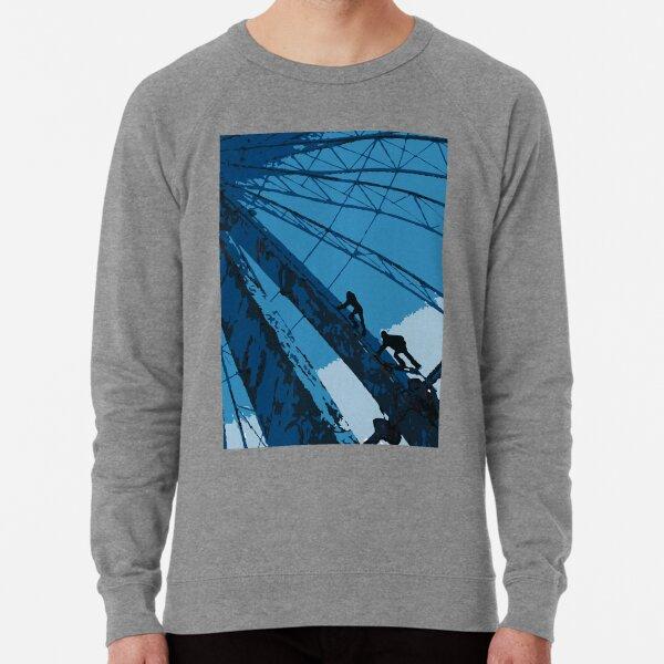 Ferris Wheel  Lightweight Sweatshirt