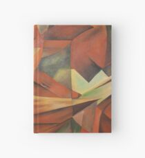 Foxes - Homage to Franz Marc (1913)     Hardcover Journal