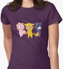 Team 7 Crossover Womens Fitted T-Shirt