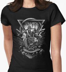 Winya No. 36 Women's Fitted T-Shirt