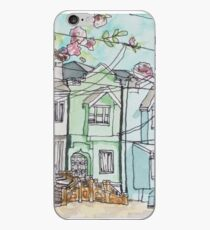 San Francisco Houses #3 iPhone Case