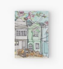 San Francisco Houses #3 Hardcover Journal