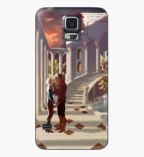 Kiss by the Colonnades Case/Skin for Samsung Galaxy