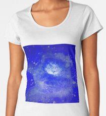 blue light Women's Premium T-Shirt