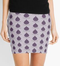 F is for Fig Mini Skirt
