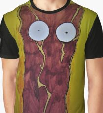 Bacon Man Graphic T-Shirt