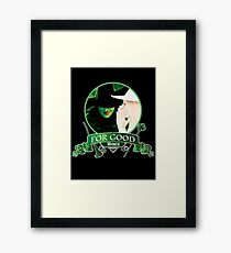Wicked - For Good Framed Print