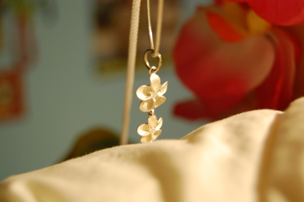 Flower Necklace by Natalia DiStefano-Hural