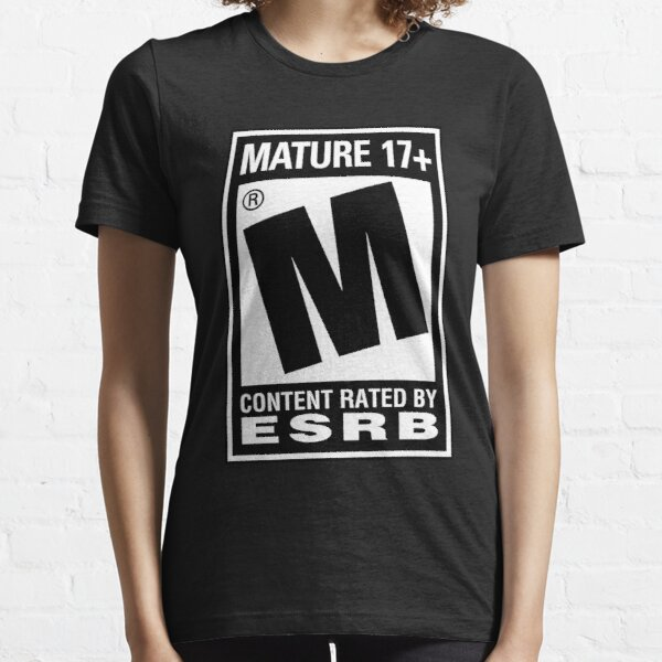 RATED M (MATURE) Essential T-Shirt