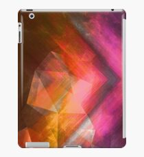 Textured Polygons iPad Case/Skin