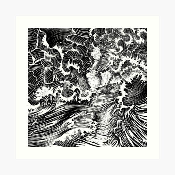 Dream Storm Art Print