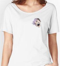 Lucky Bonez Face Women's Relaxed Fit T-Shirt