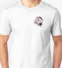 Lucky Bonez Face Unisex T-Shirt