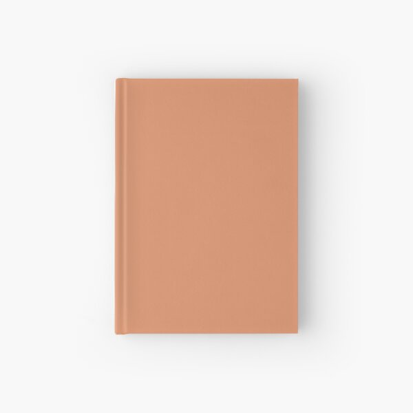 Copper Tan Hardcover Journal