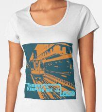 Stay in the Loop Women's Premium T-Shirt