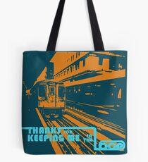 Stay in the Loop Tote Bag