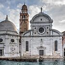 San Michele In Isola, Venice Italy by Mythos57