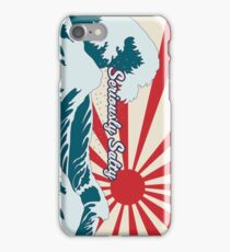 Seriously Salty full view iPhone Case/Skin