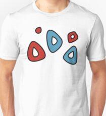 Togepi Inspired Pattern Unisex T-Shirt