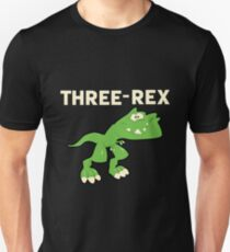Three Rex Shirt Unisex T-Shirt