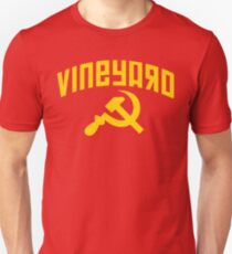 Vineyard Hammer & Sickle Unisex T-Shirt