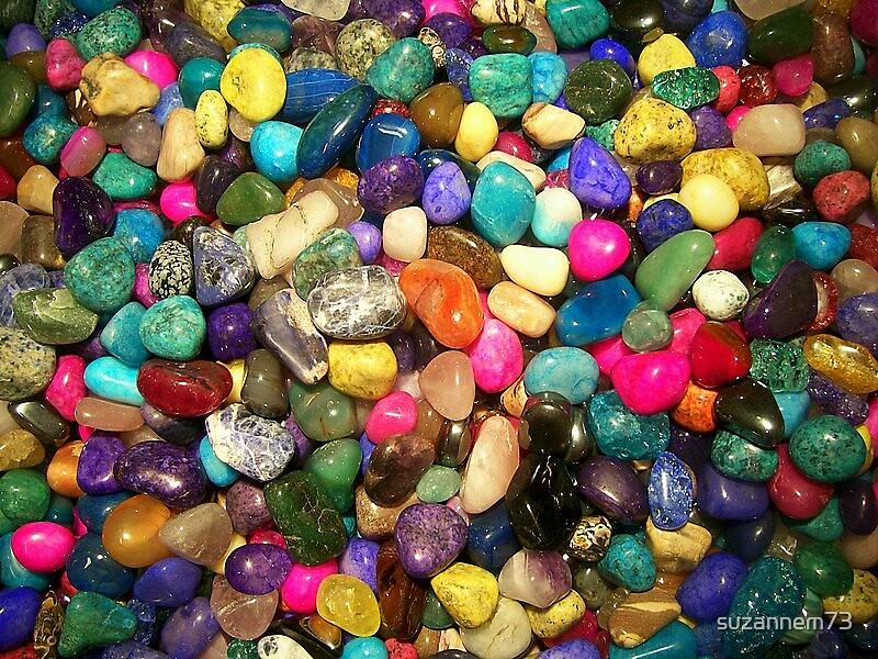 Pretty Pebbles by suzannem73