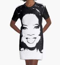 Mighty O Graphic T-Shirt Dress
