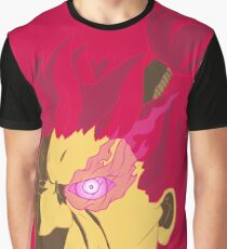 The Un-Dead Fighter Akuma Graphic T-Shirt