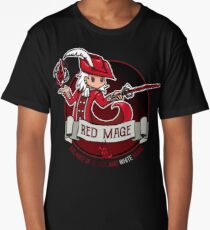 Red Mage Long T-Shirt