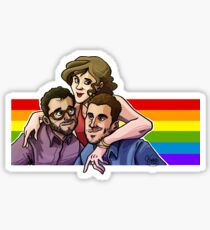 Sense8 Pride 01 Sticker