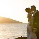 Sunset Kiss by Simon Hodgson