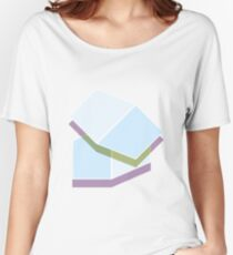 Summer 17 - Ice Cubes (Retro Lilac) Women's Relaxed Fit T-Shirt